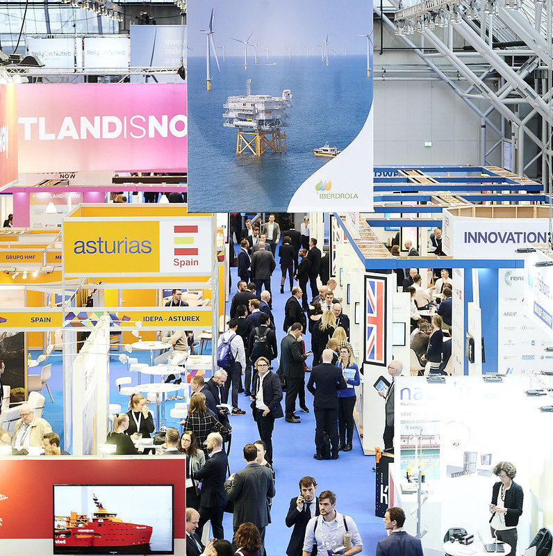 WindEurope stands