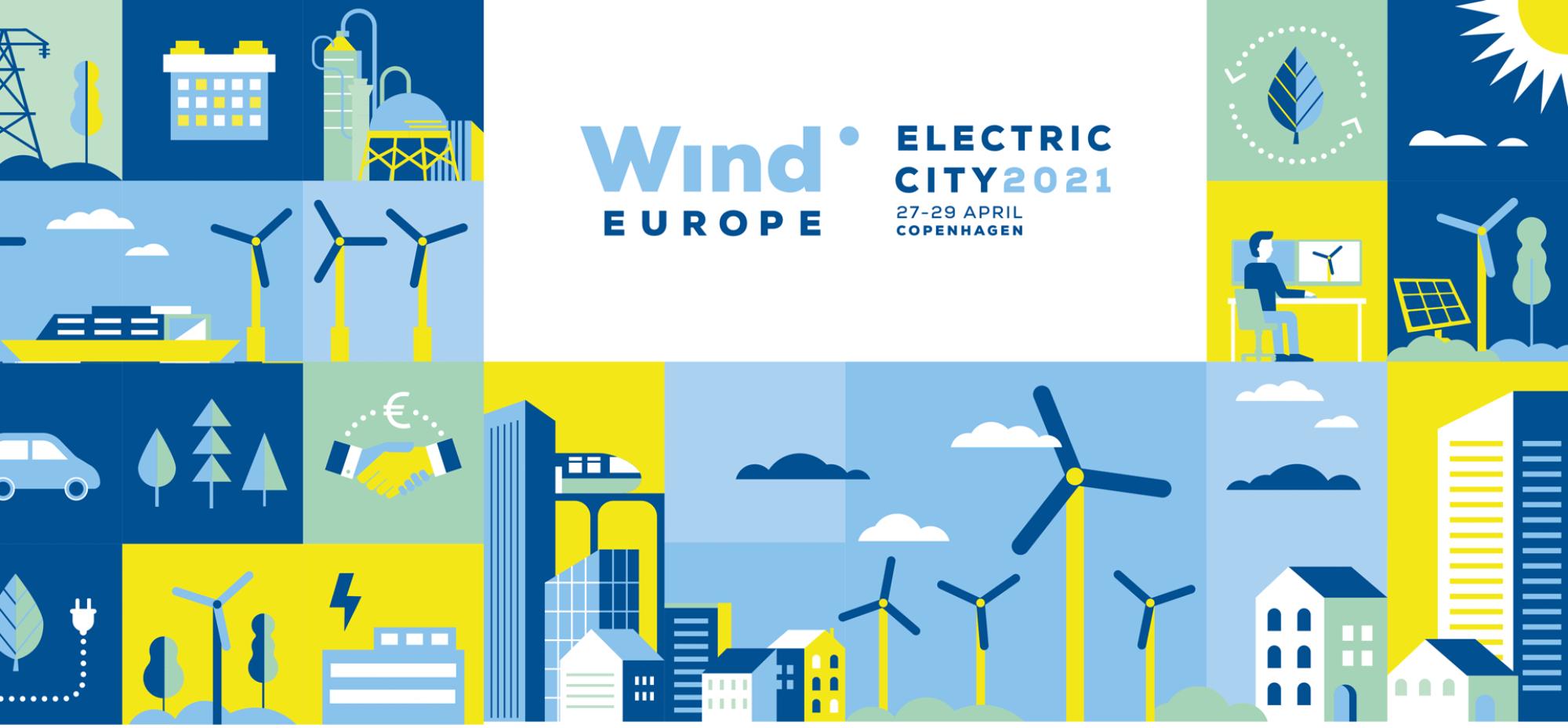 WindEurope Electric City 2021
