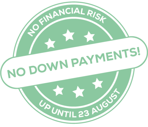 no-down-payments