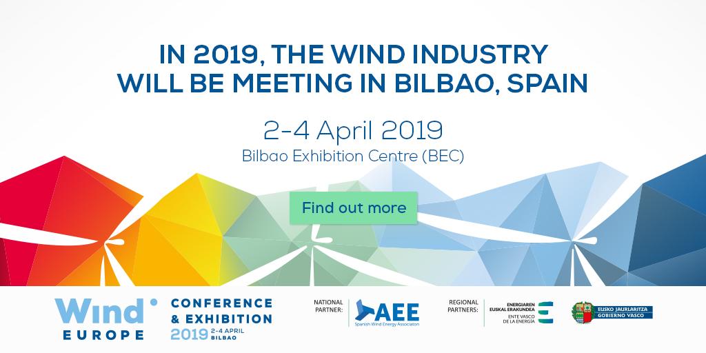 WindEurope 2019 Bilbao SM