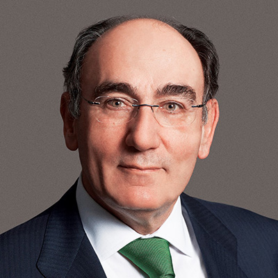 Ignacio Galán, Chairman and CEO, Iberdrola