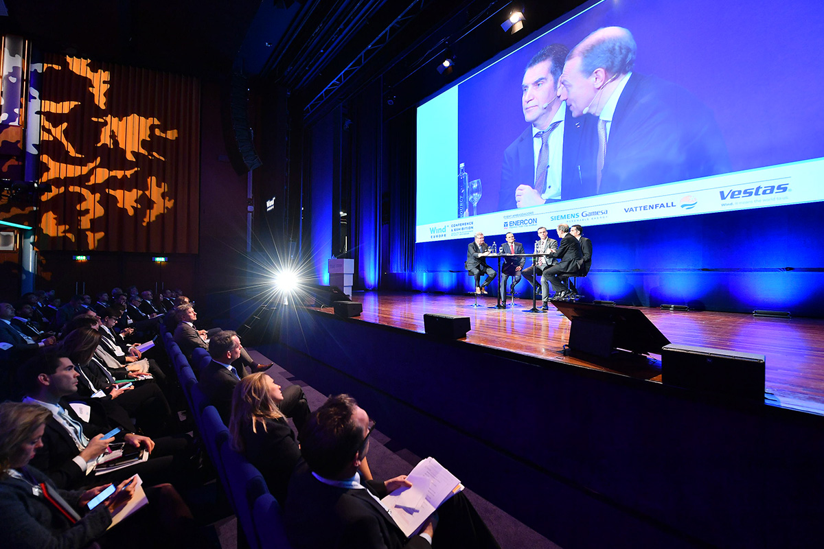 WindEurope Conference and Exhibition 2019 in Bilbao