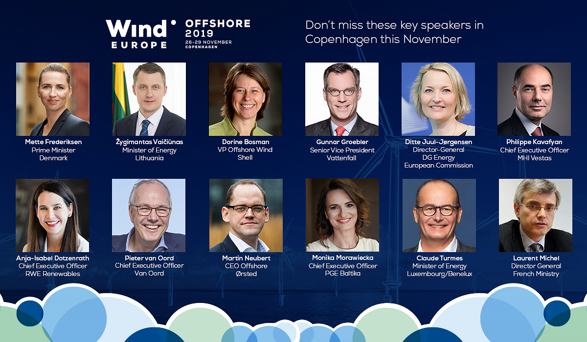 WindEurope Offshore 2019 SM
