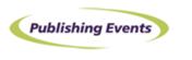 Publishing Events logo