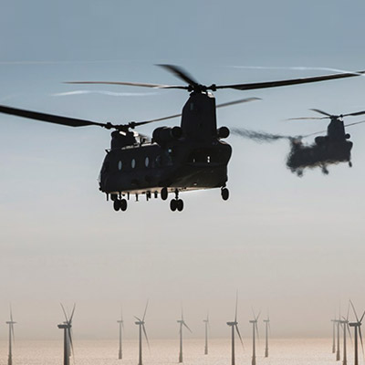Wind Energy and Aviation
