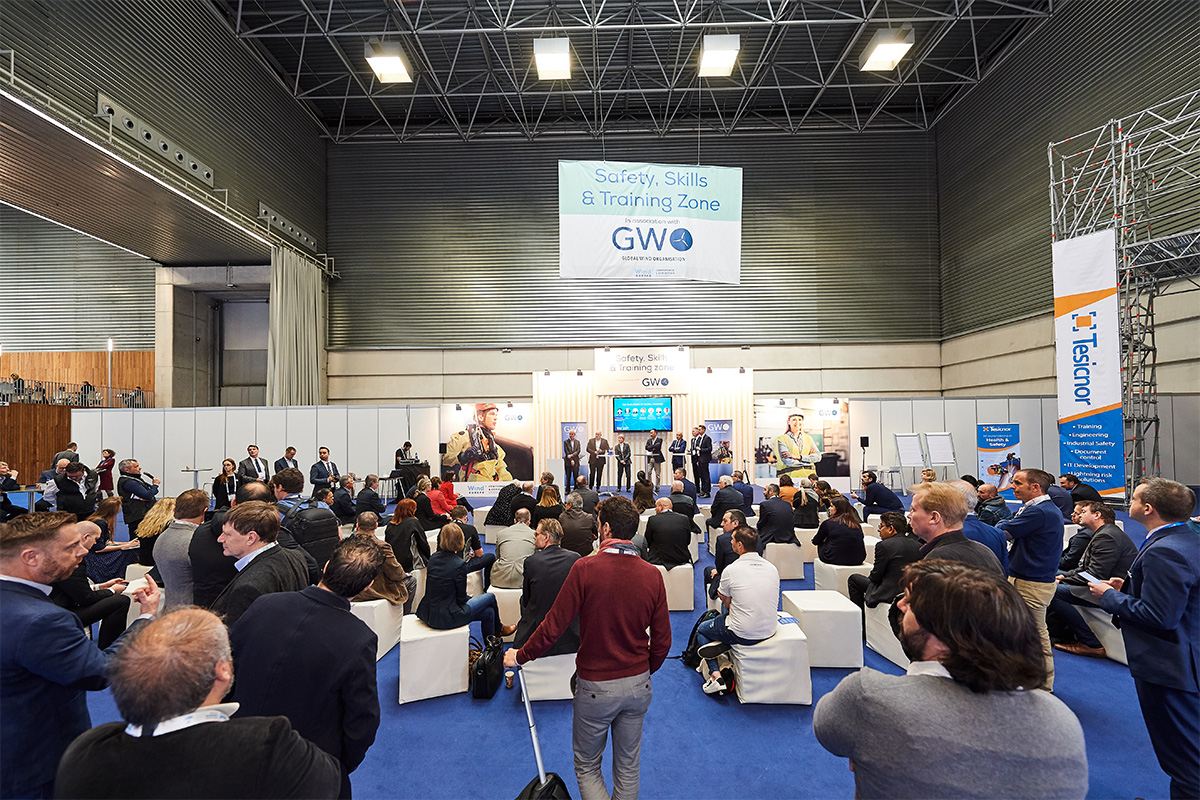Promomotional photo for WindEurope Offshore 2019
