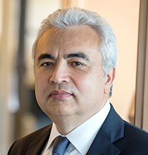 Fatih Birol Executive Director of the International Energy Agency