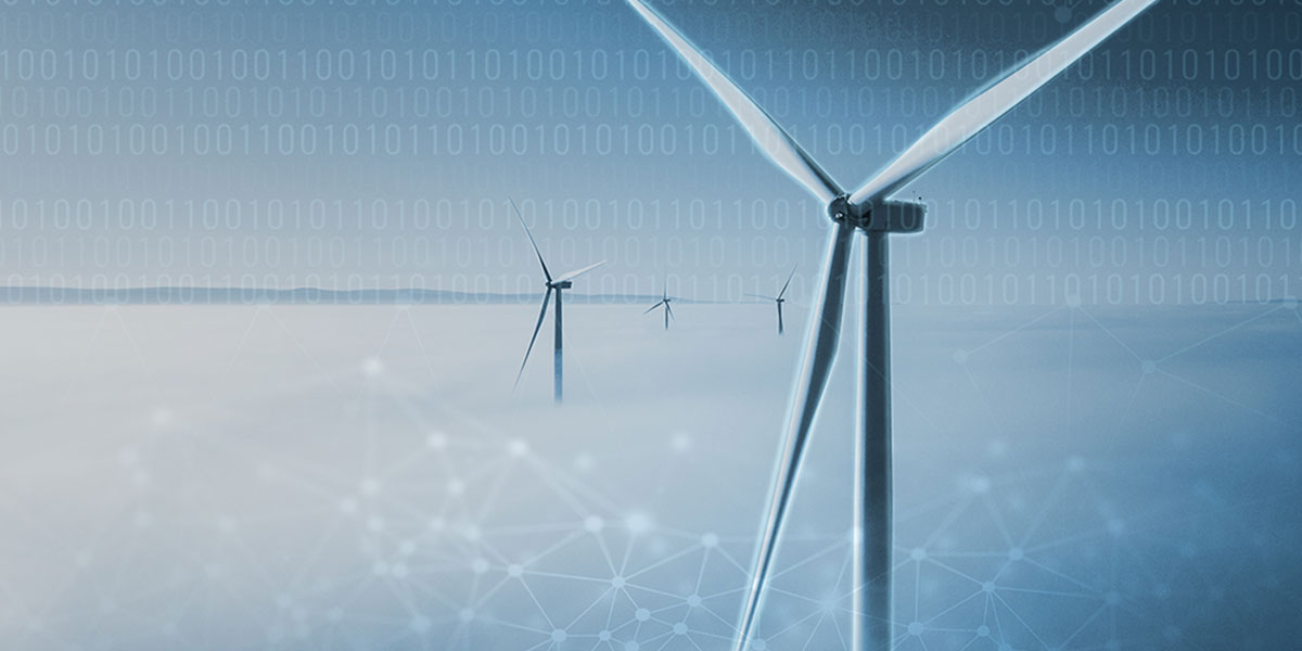 wind turbines and digitalisation