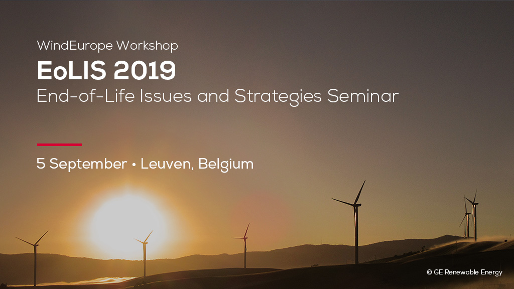 End-of-Life Issues and Strategies, 5 September Leuven