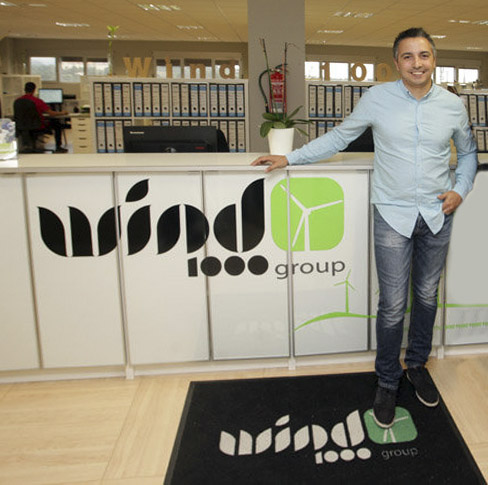 Interview with Jesús García Mallo, Corporate General Manager , Wind1000 Group