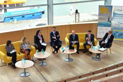 Maring energy conference in Le Havre Panel
