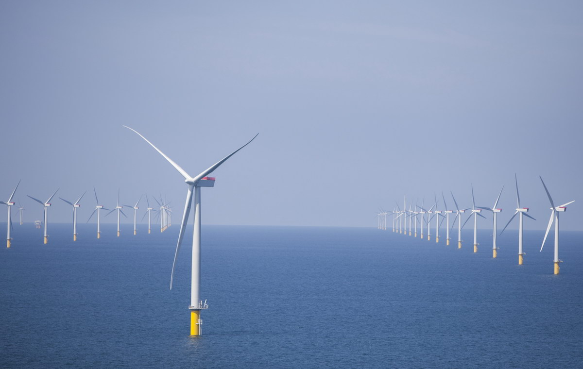 Europe Added 1 5gw Of Offshore Wind In 2016 Record 18