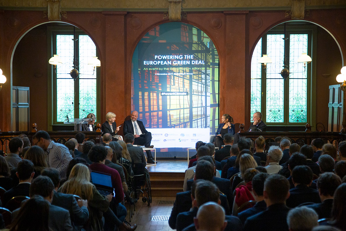Civil society and industry in joint push for a climate neutral economy