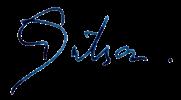Giles Dickson signature