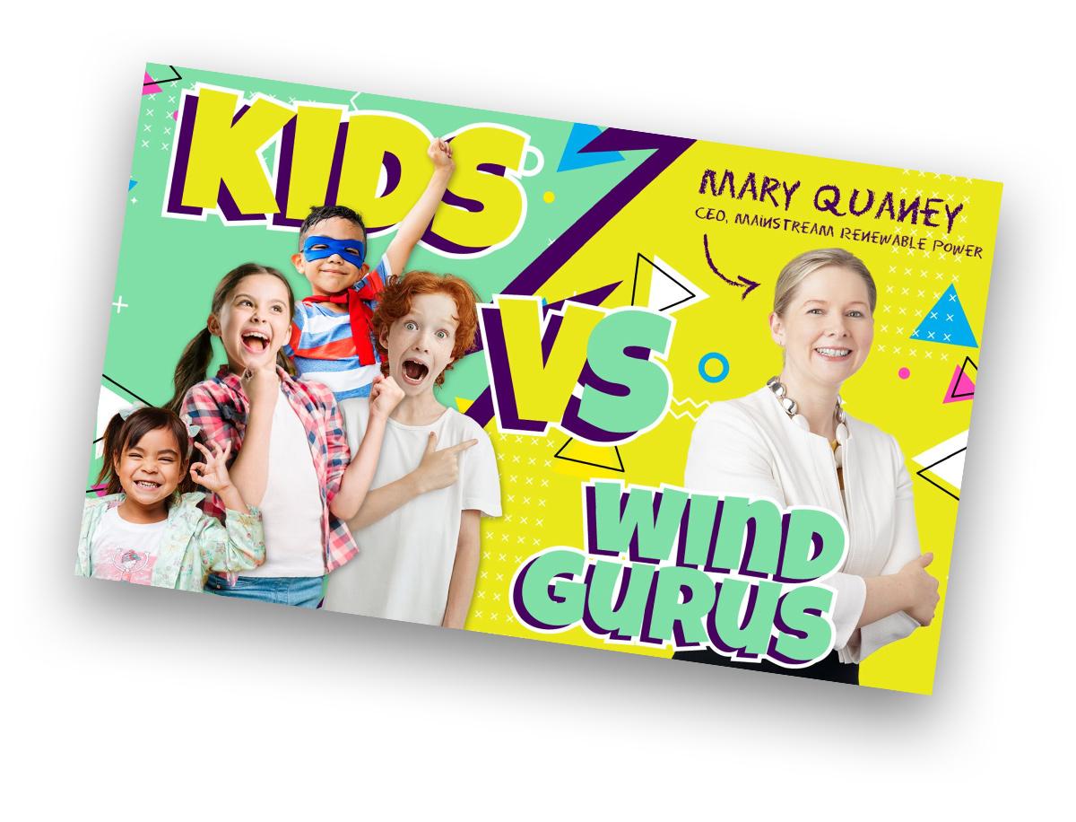 Kids vs Wind Gurus