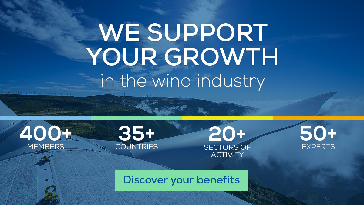 WindEurope Membership we support your growth