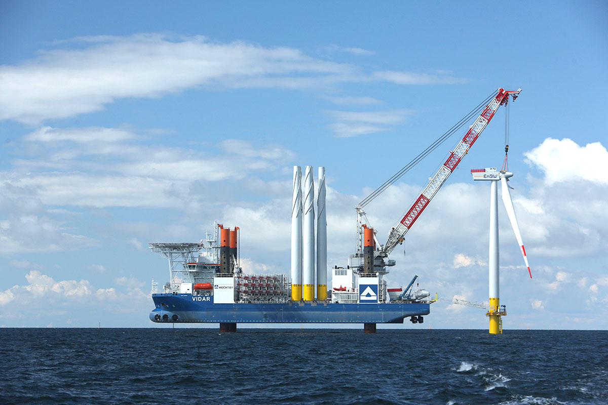 1.4 GW offshore wind announced in Germany with zero public ...