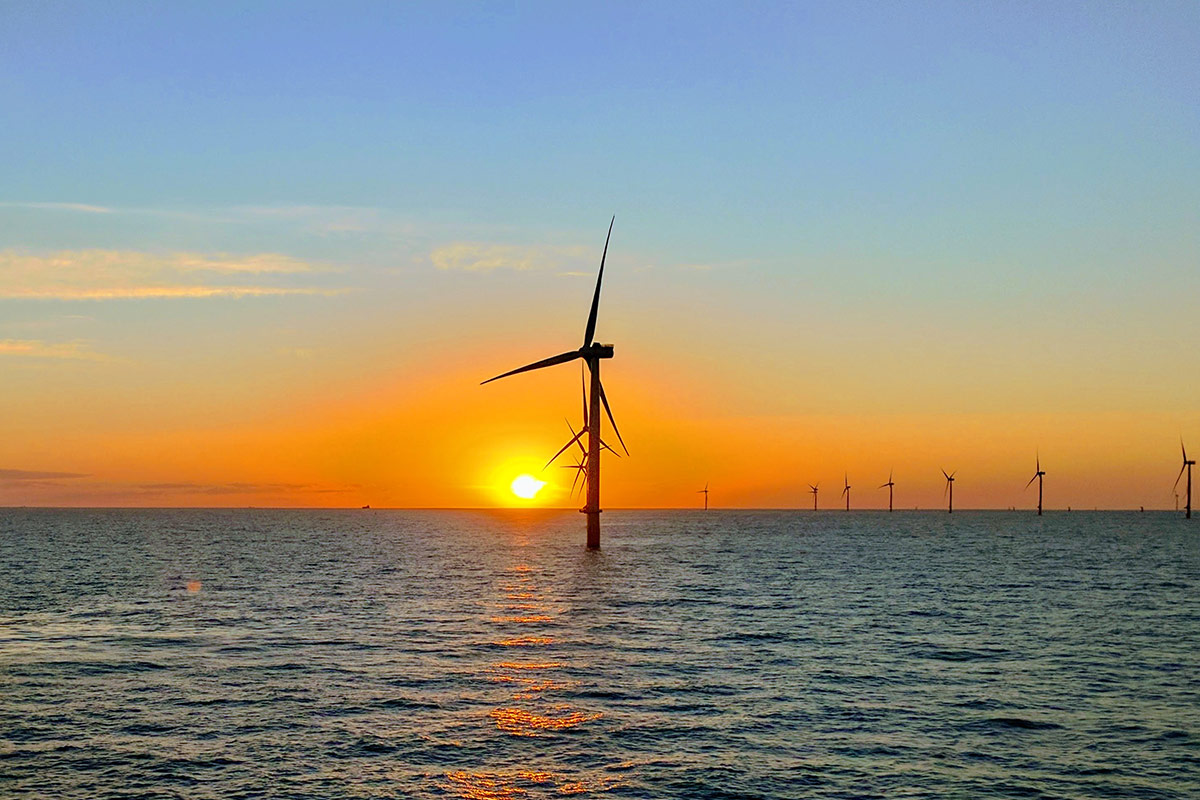 Leveraging Europe S Offshore Wind Energy Expertise In