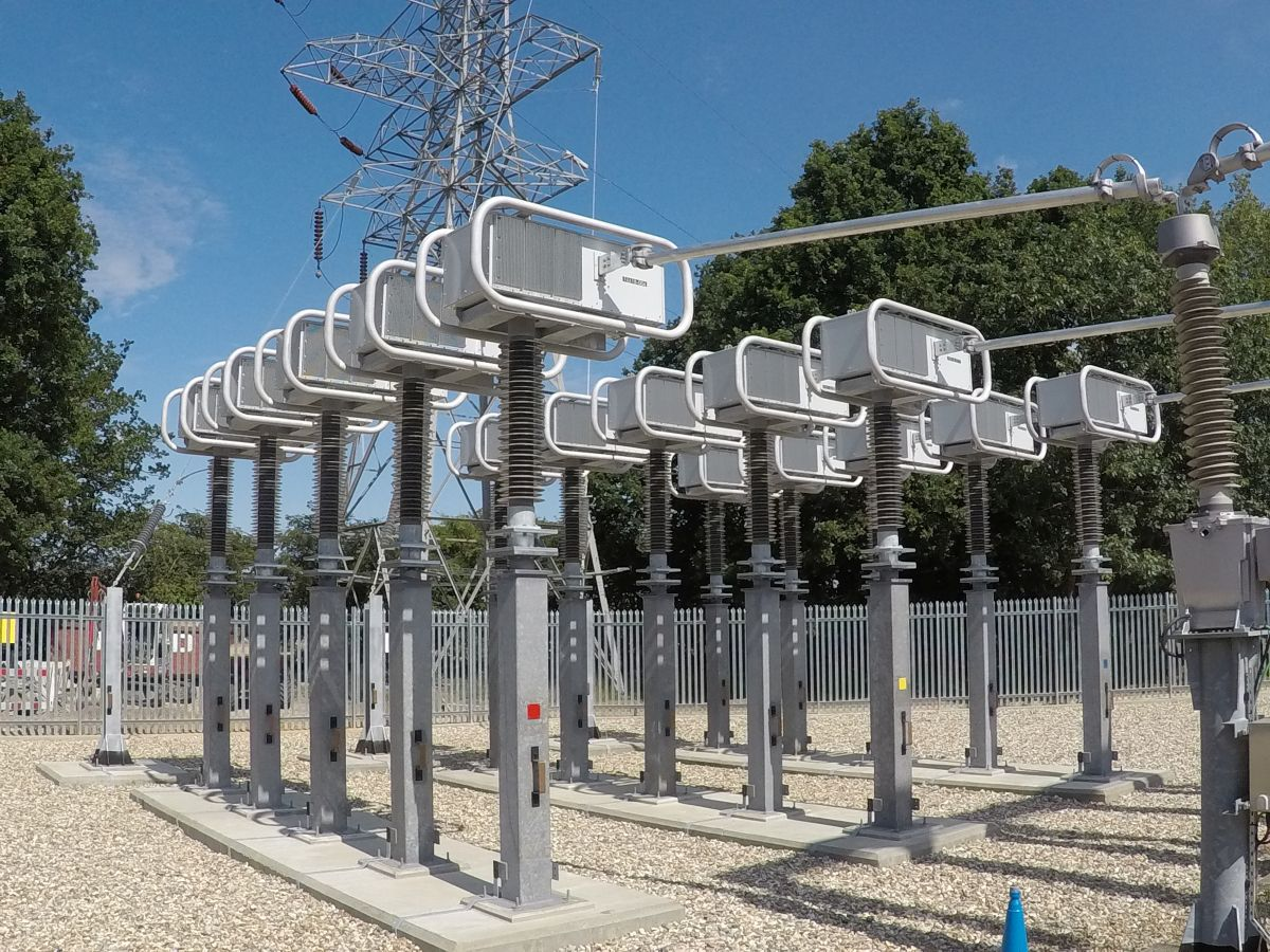 Smart Wire substation installation