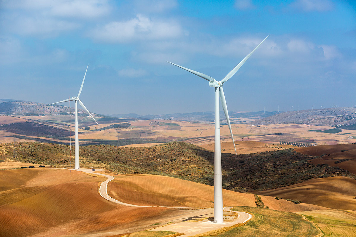 paragraph on wind energy
